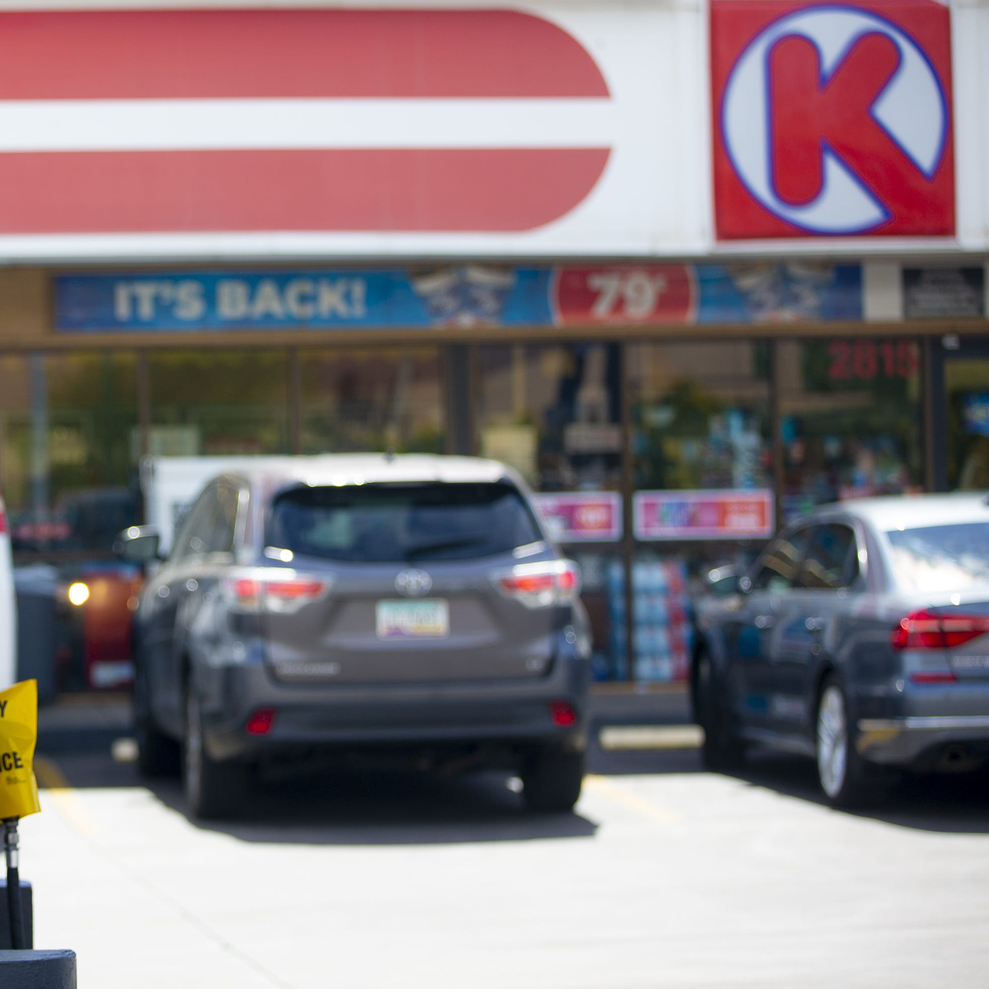 Many Circle K stations are still out of gas Wednesday. What's the latest?
