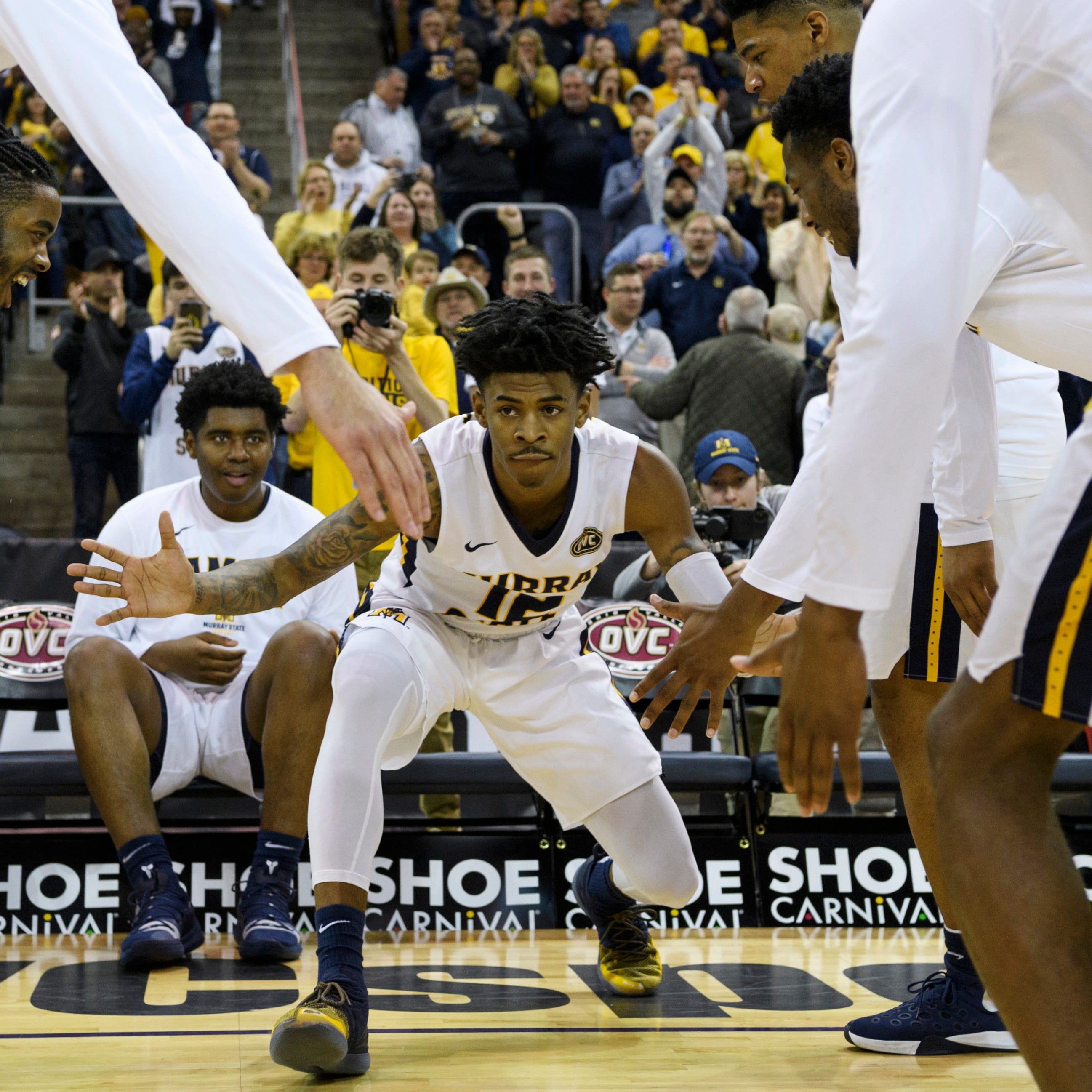 Get to know Murray State's Ja Morant, he could be the Phoenix Suns' future point guard