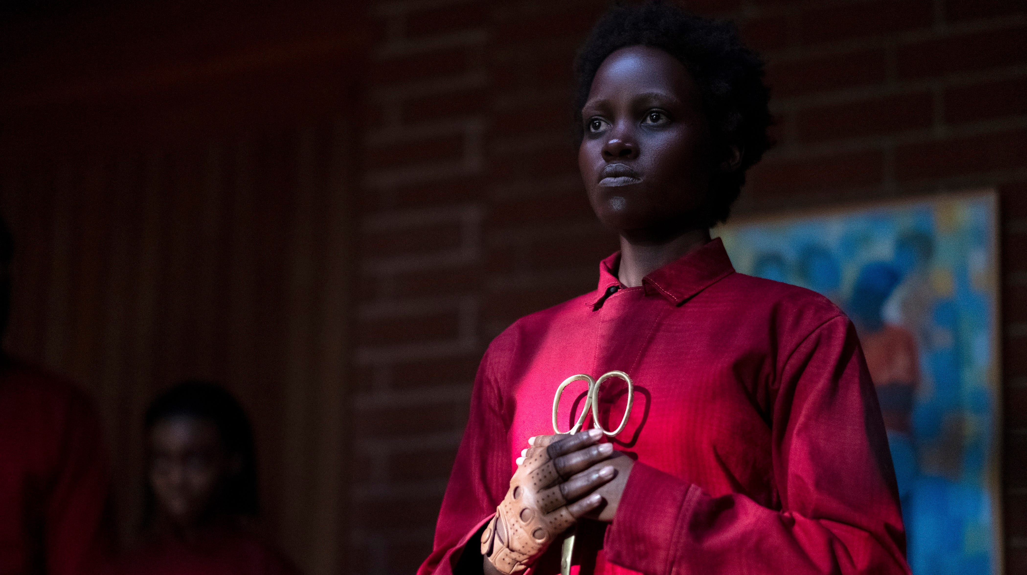 """Red (Lupita Nyong'o) is ready to cause some havoc in """"Us."""""""