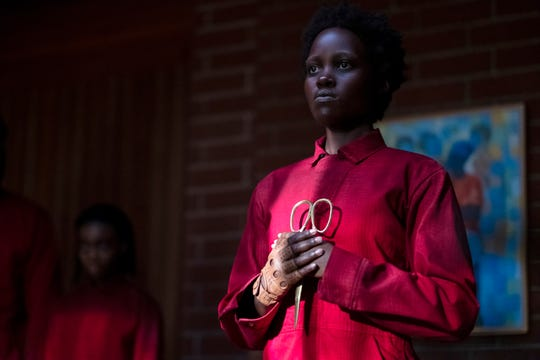 "Red (Lupita Nyong'o) is ready to cause some havoc in ""Us."""