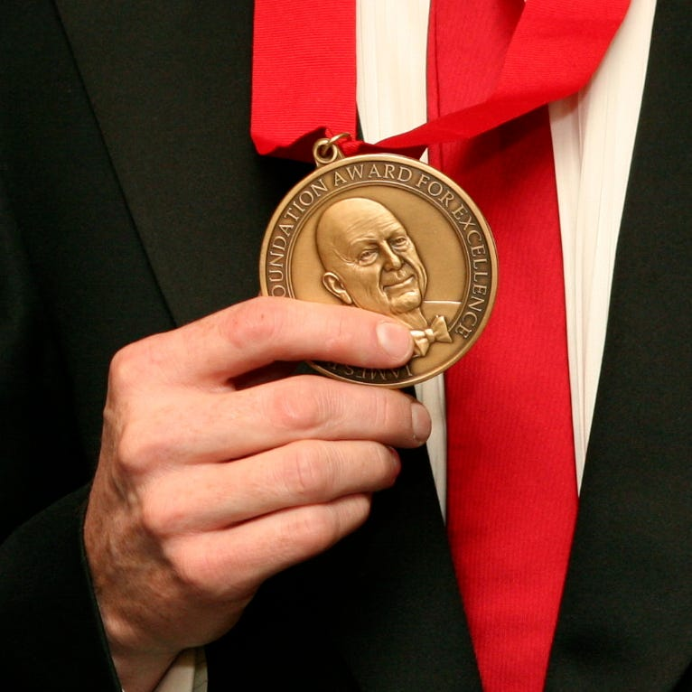 9 questions about the James Beard Awards answered —including why they matter