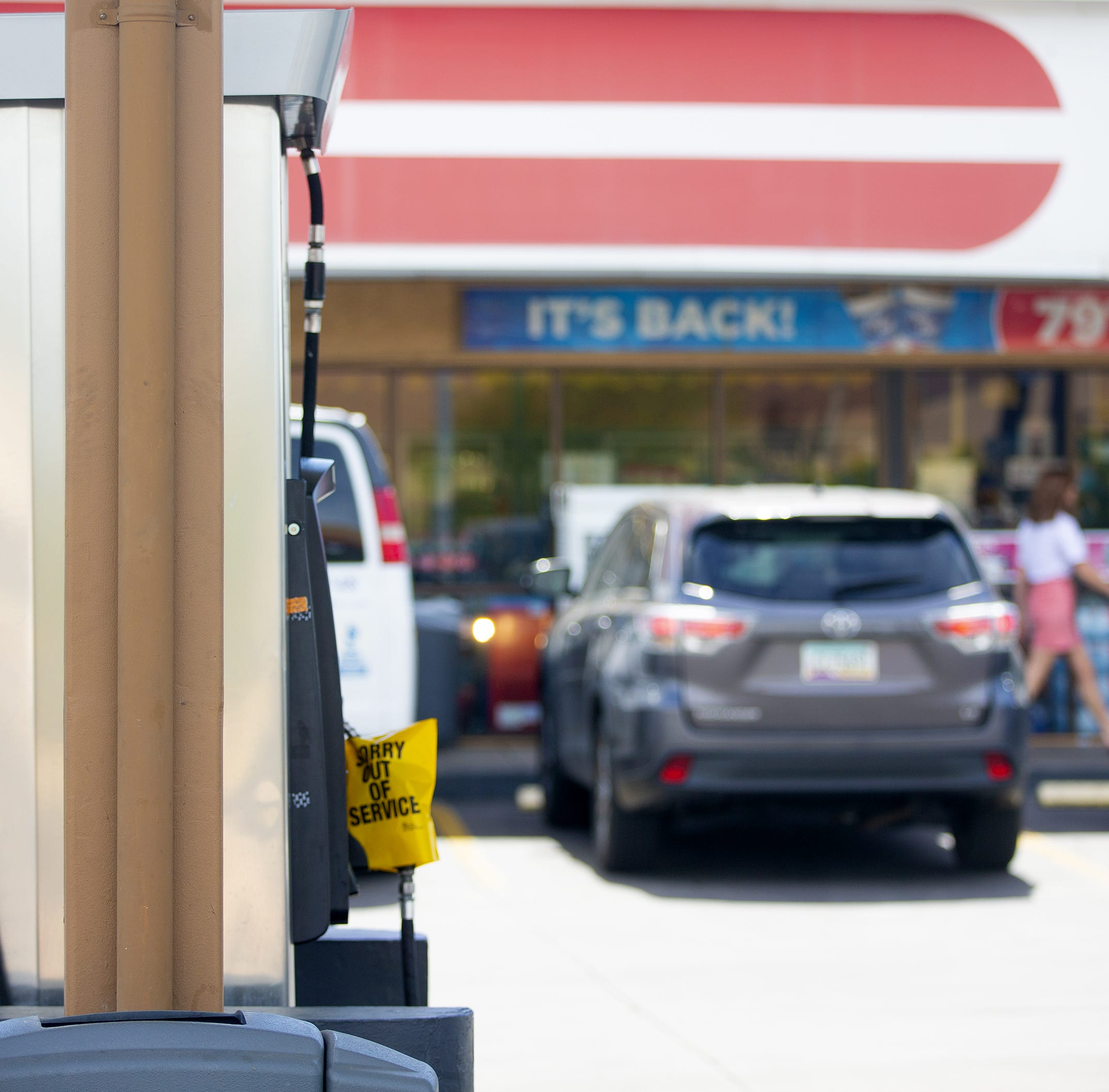 Circle K can't estimate when Arizona fuel shortage will end