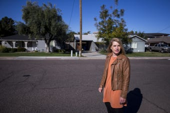 The gap between what Phoenix-area residentsearn and what theypay forhousing is growing and putting the squeeze on many.