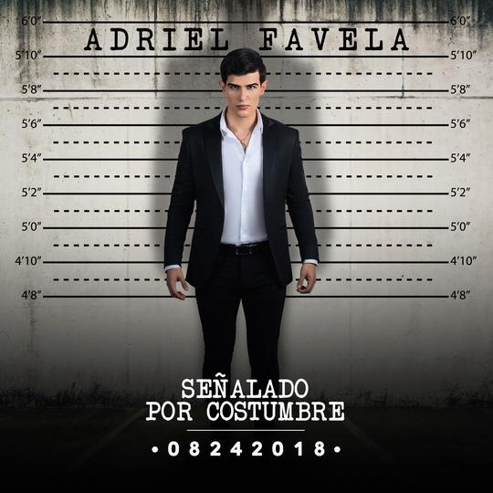 Adriel hará próximamente un dueto con el mítico cantautor argentino Leo Dan.