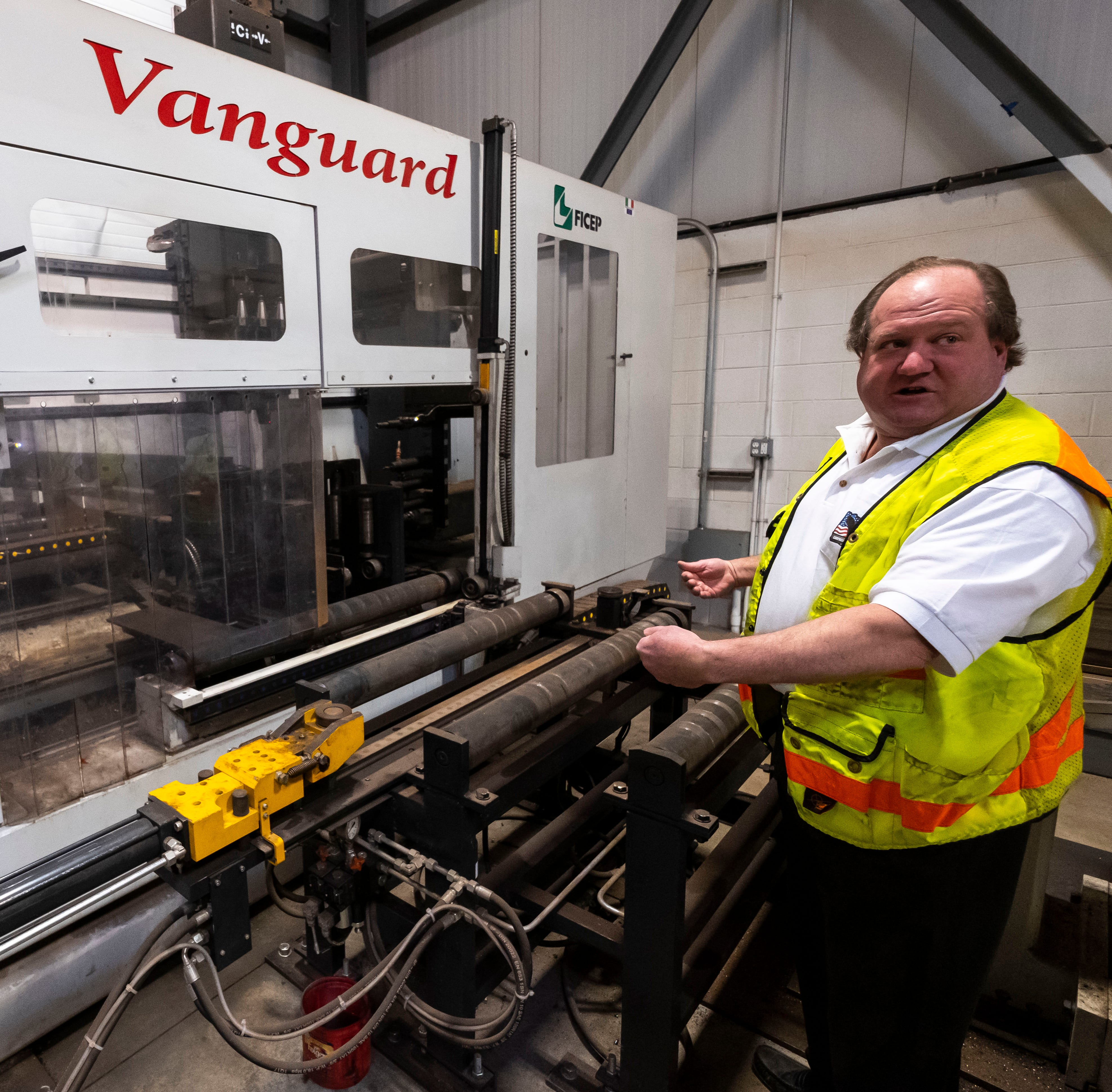 Marysville fabricator named among Michigan's 50 companies to watch