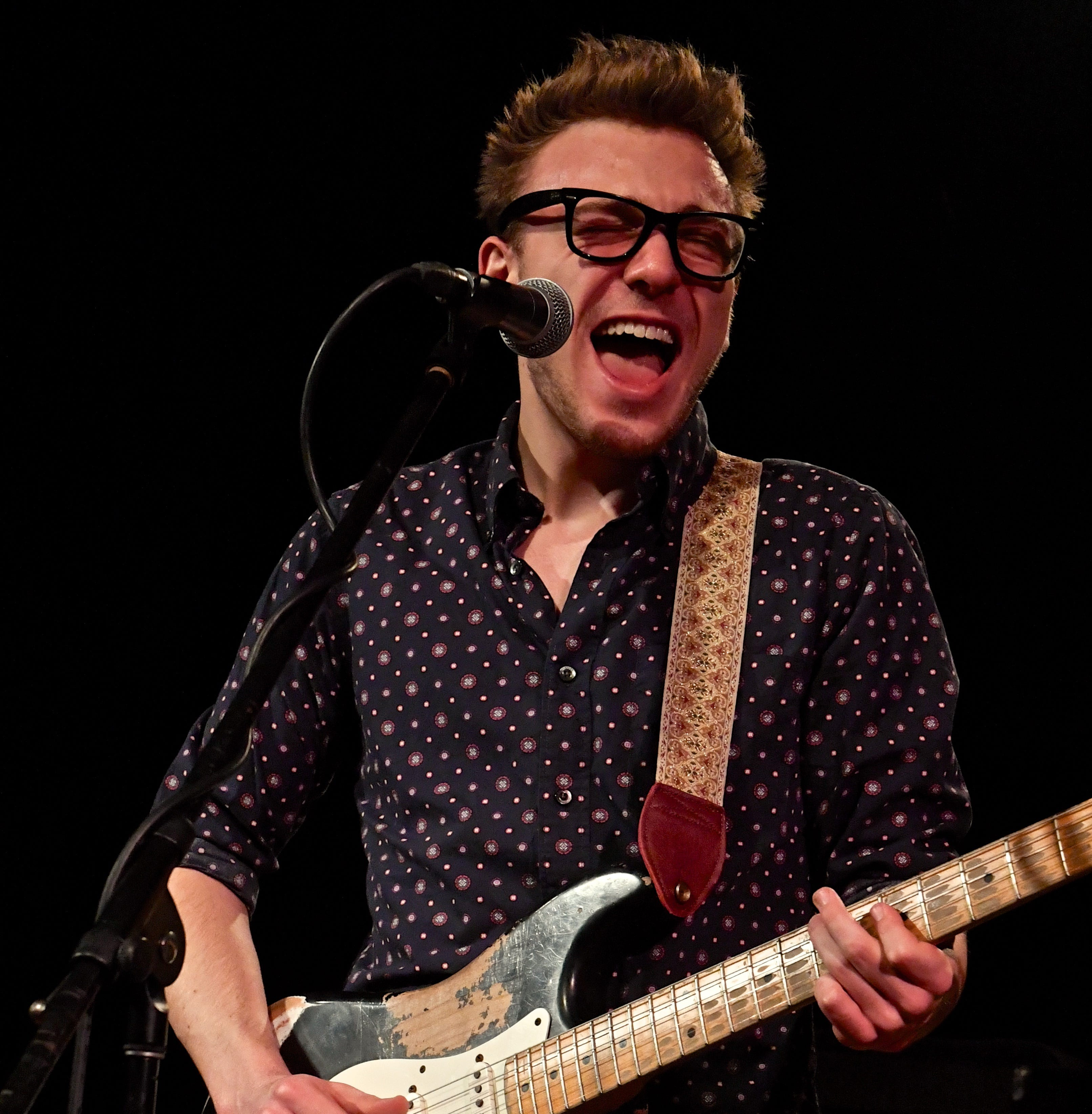 Guitarist Dylan Doyle set for the Falcon: Sights and sounds dazzle the senses