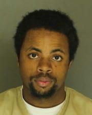 Jihad Dantzler, arrested for aggravated assault and terroristic threats