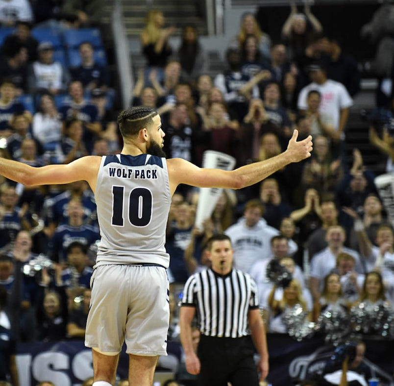 Nevada vs. Florida: How to watch, follow the Pack in NCAA Tournament opener