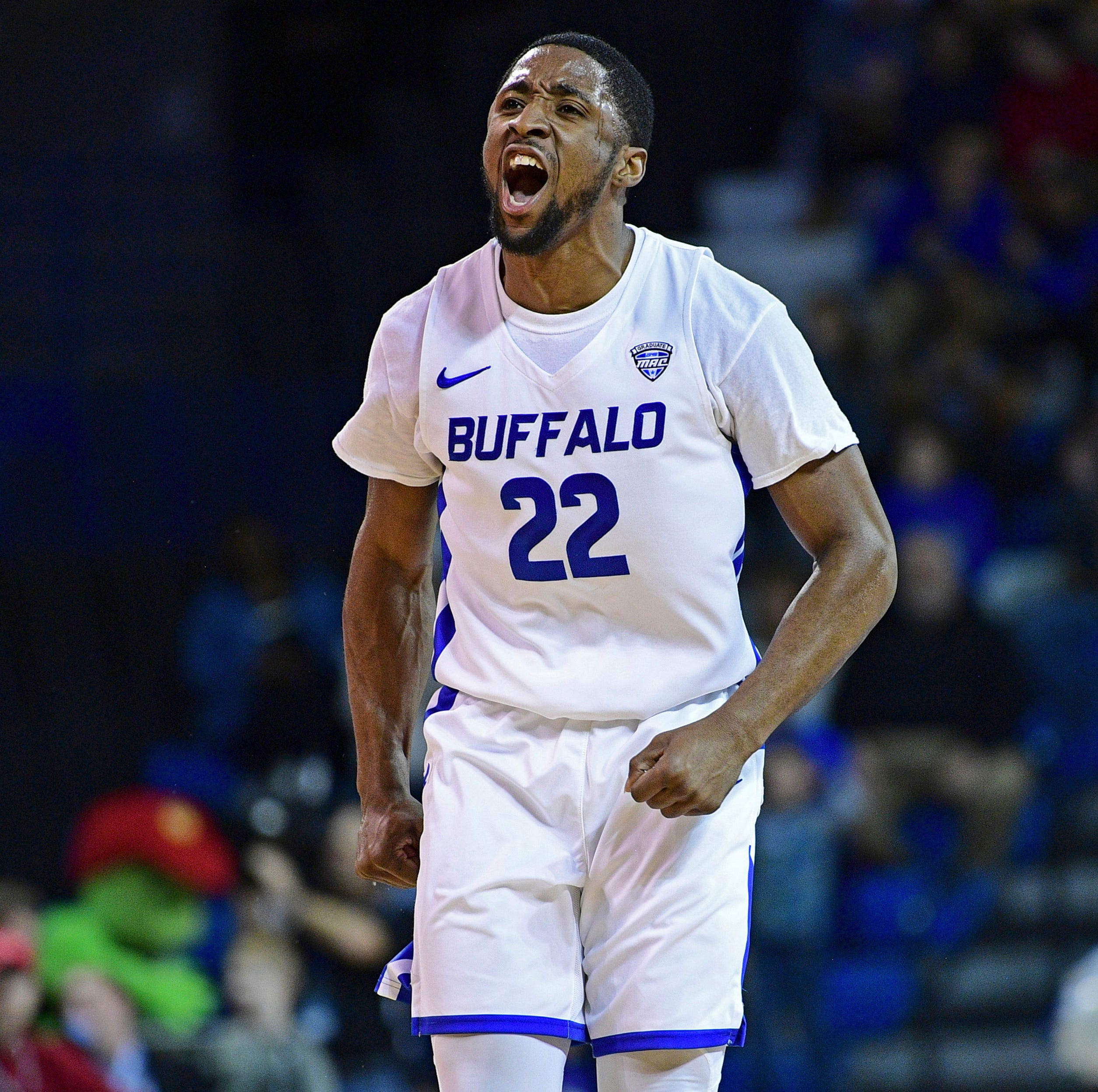 Dontay Caruthers is definition of UB Bulls' blue-collar basketball in NCAA Tournament