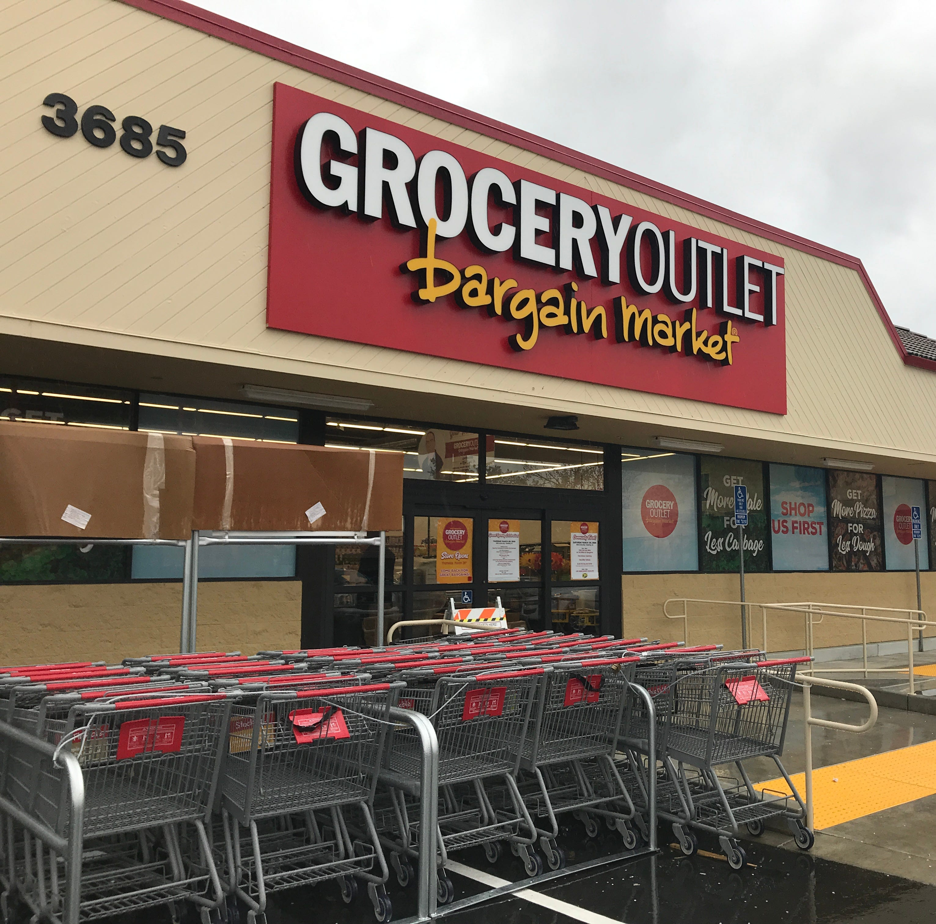 Dream realized: Davis family ready to open second Grocery Outlet in Redding