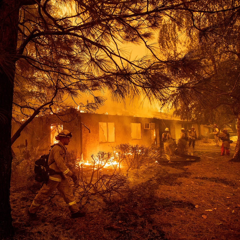 Wildfire risk motivates newsrooms across California to collaborate