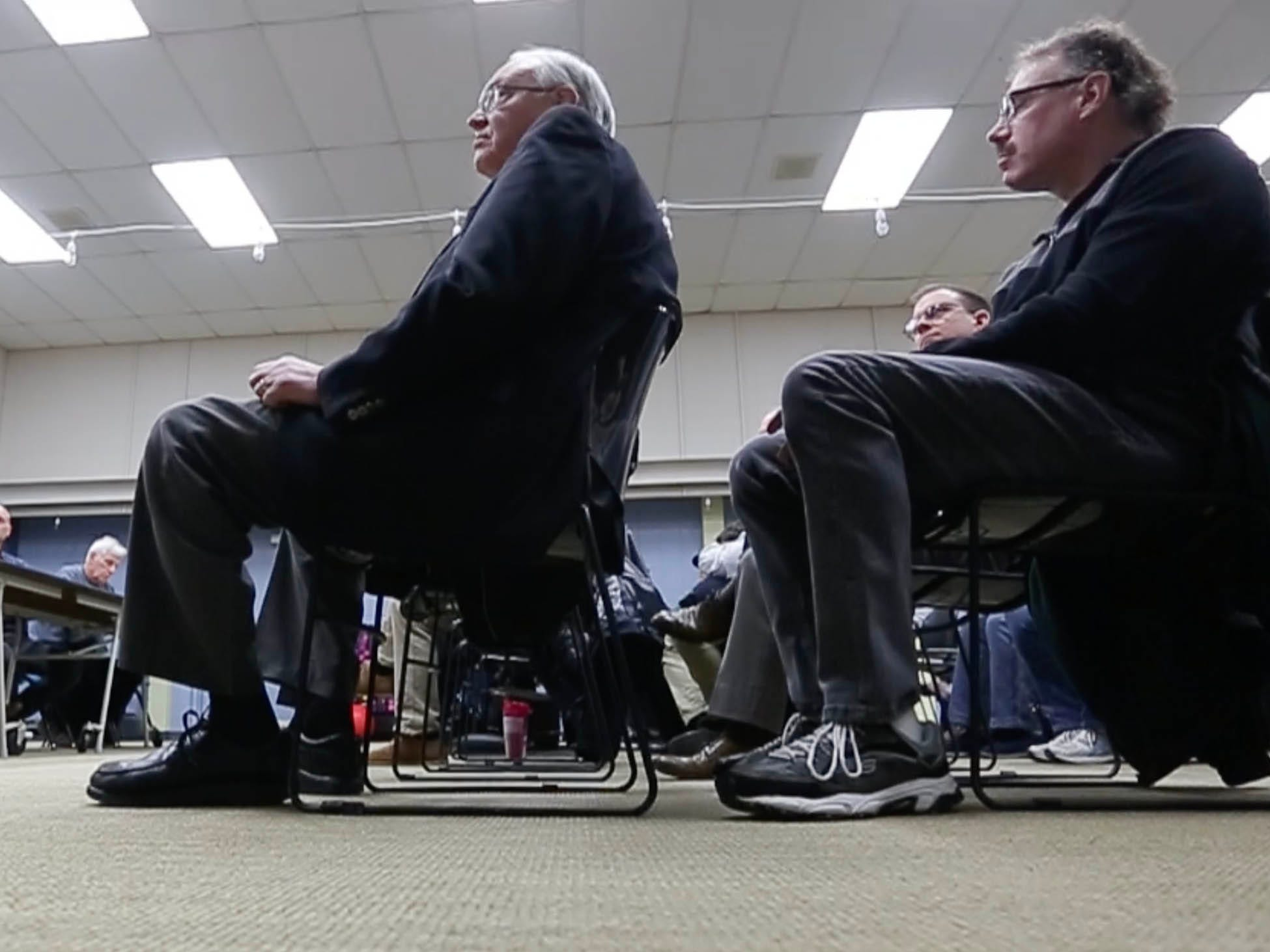 An overall at the Senior Activity Center during a Historic Preservation Commission meeting, Tuesday, March 19, 2019, in Sheboygan, Wis.