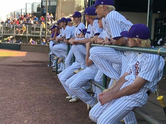 The Byrd baseball team had three student-athletes make the 2020 LHSAA Composite All-Academic Baseball Team.