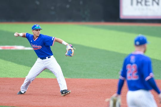 Louisiana Tech second baseman Manny Garcia led the way with 4 RBI on Tuesday.