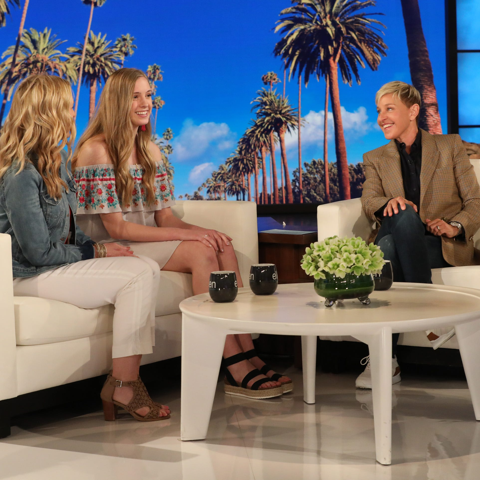 Marshfield teen to appear on Ellen DeGeneres show after post-surgery video reaches host