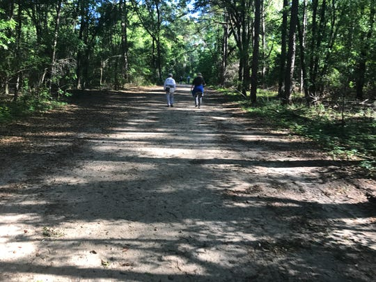 Moves Tallahassee will walk the Elinor Klapp-Phipps trail on Saturday.