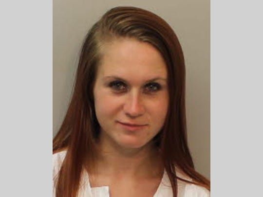 Carlly Furtys, 23, faces charges of aggravated battery with a deadly weapon following her arrest March 4. She remains in the Leon County Detention Facility on $40,000 bail.