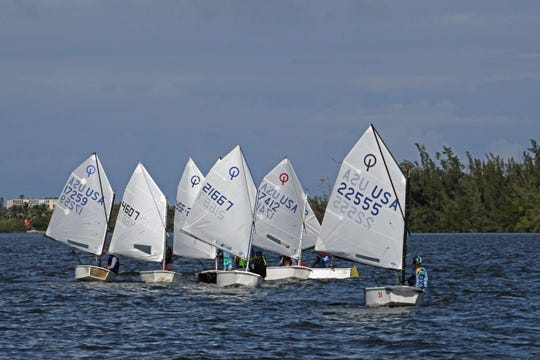 The Steve Martin Memorial Regatta is coming April 7.