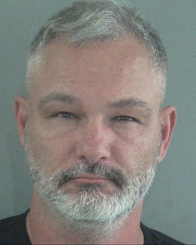 Shawn Ryan, 48, of Odessa, charged with soliciting prostitution