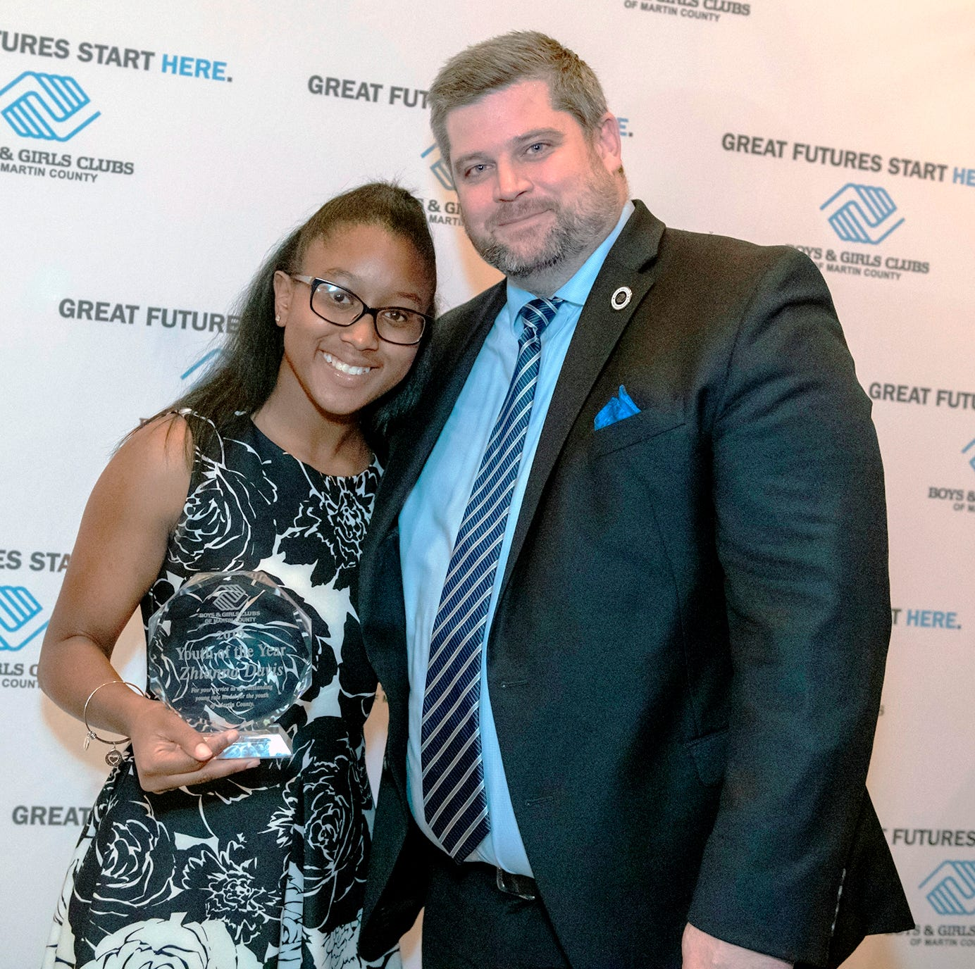 17-year-old South Fork High School student named 2019 Youth of Year by Boys & Girls Clubs of Martin County