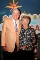 Bill and Marlynn Scully at the John's Island Community Service League's annual gala on March 9.