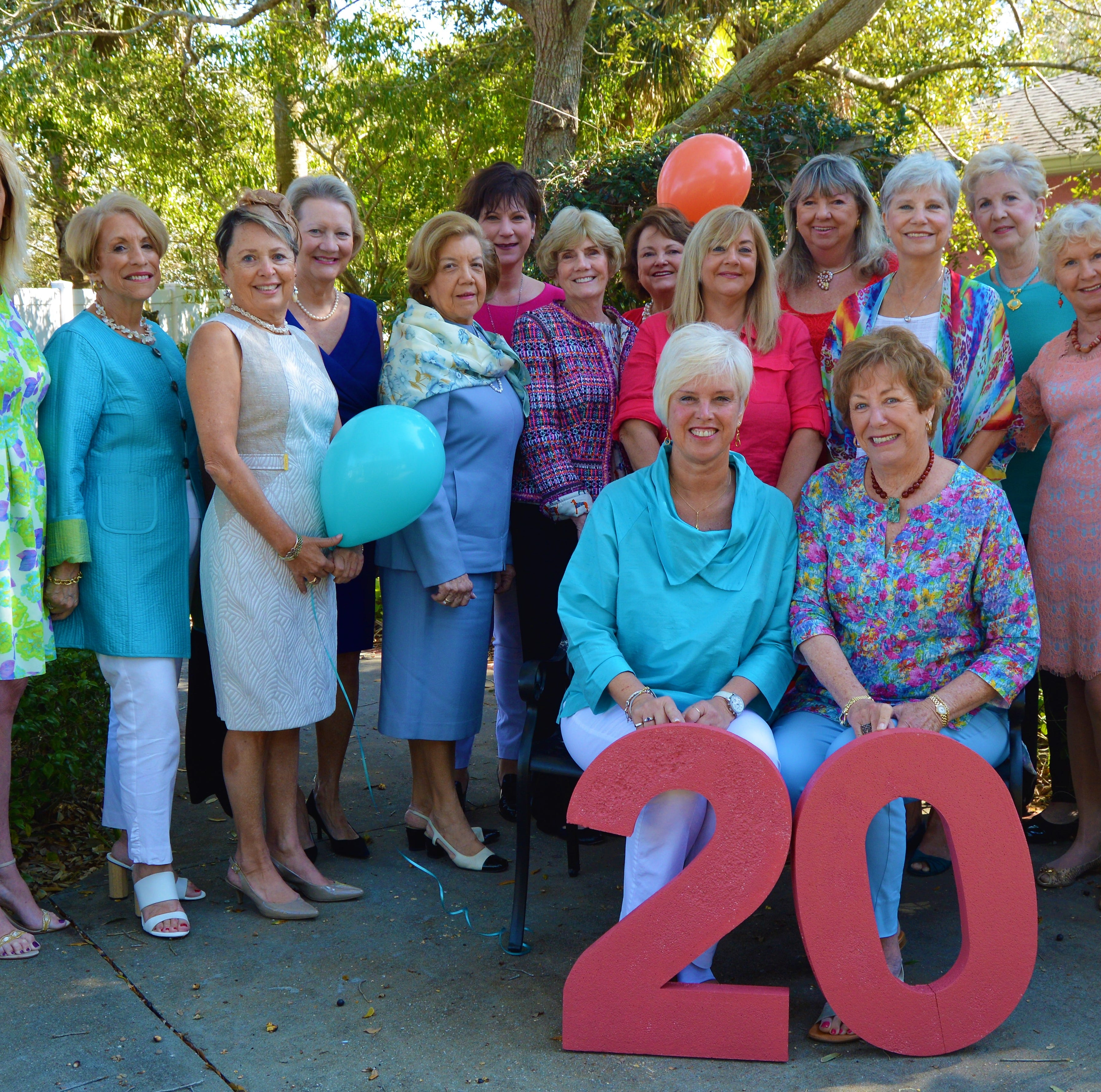 Blue Ribbon Luncheon & Fashion Show marks 20th year supporting Hibiscus Children's Center