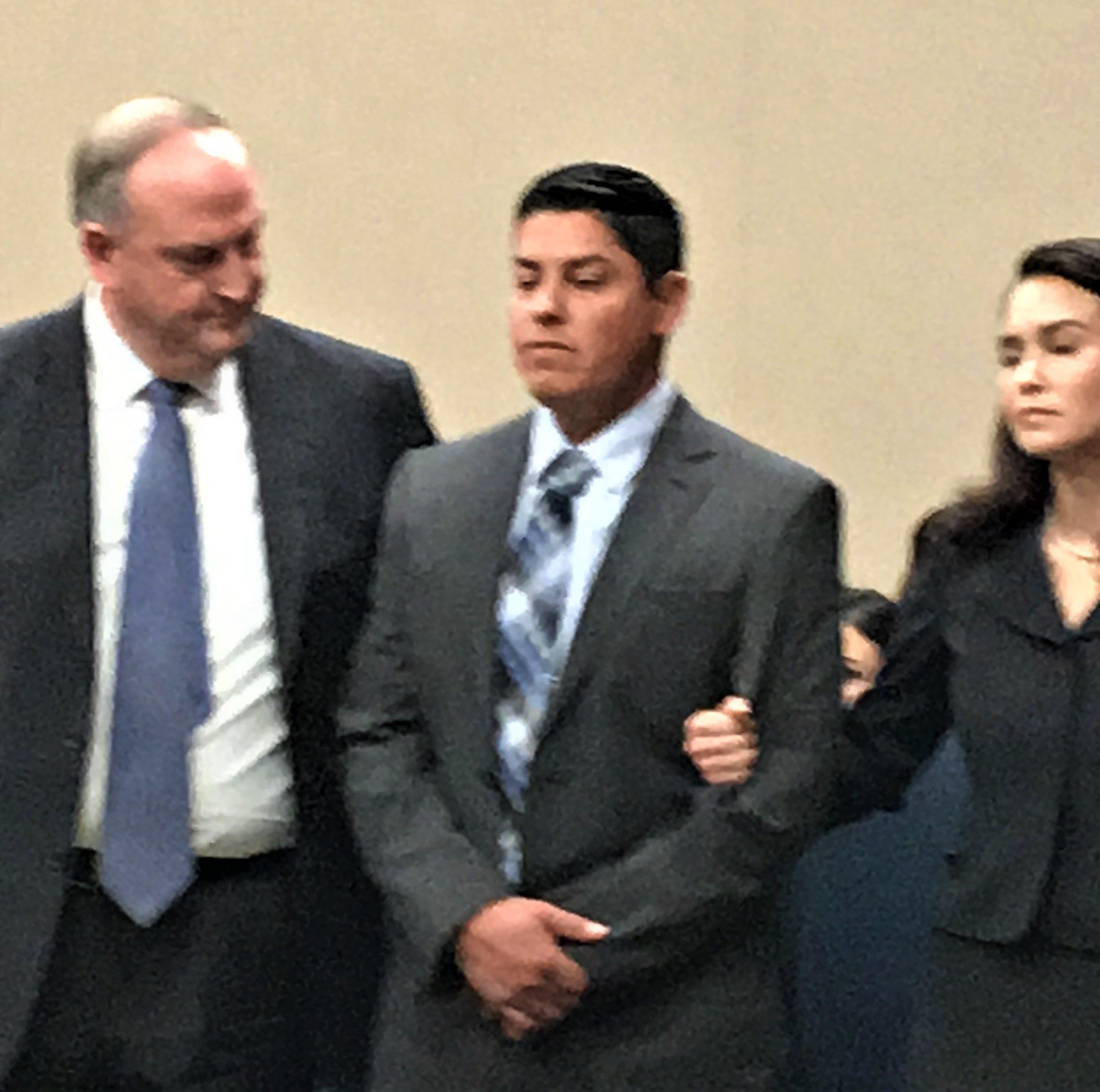 Leonel Hernandez found guilty in 2016 murder of former El Paso KLAQ DJ Richard Madrigal