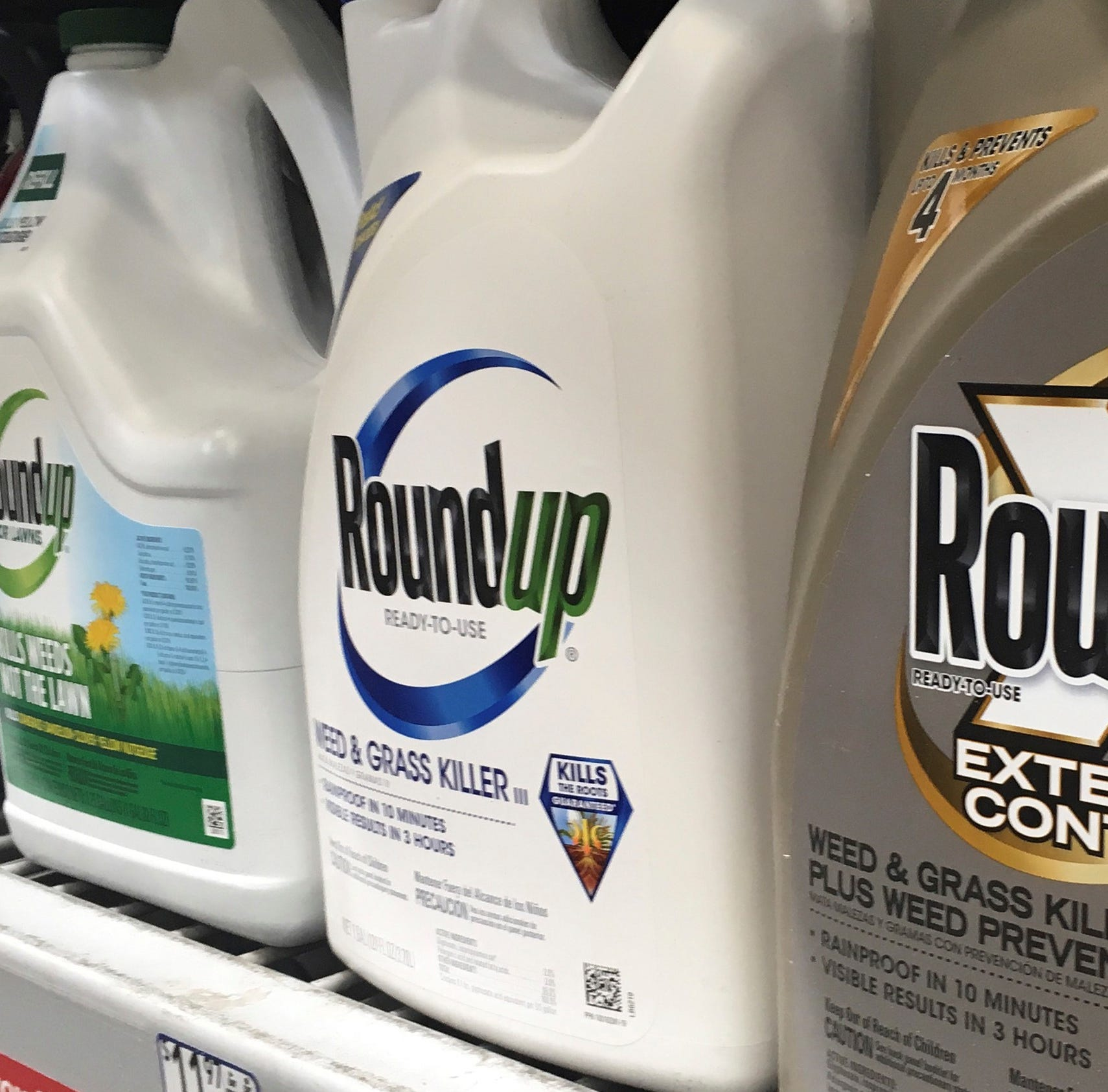 Man awarded $80M in lawsuit claiming Monsanto's Roundup weed killer causes cancer