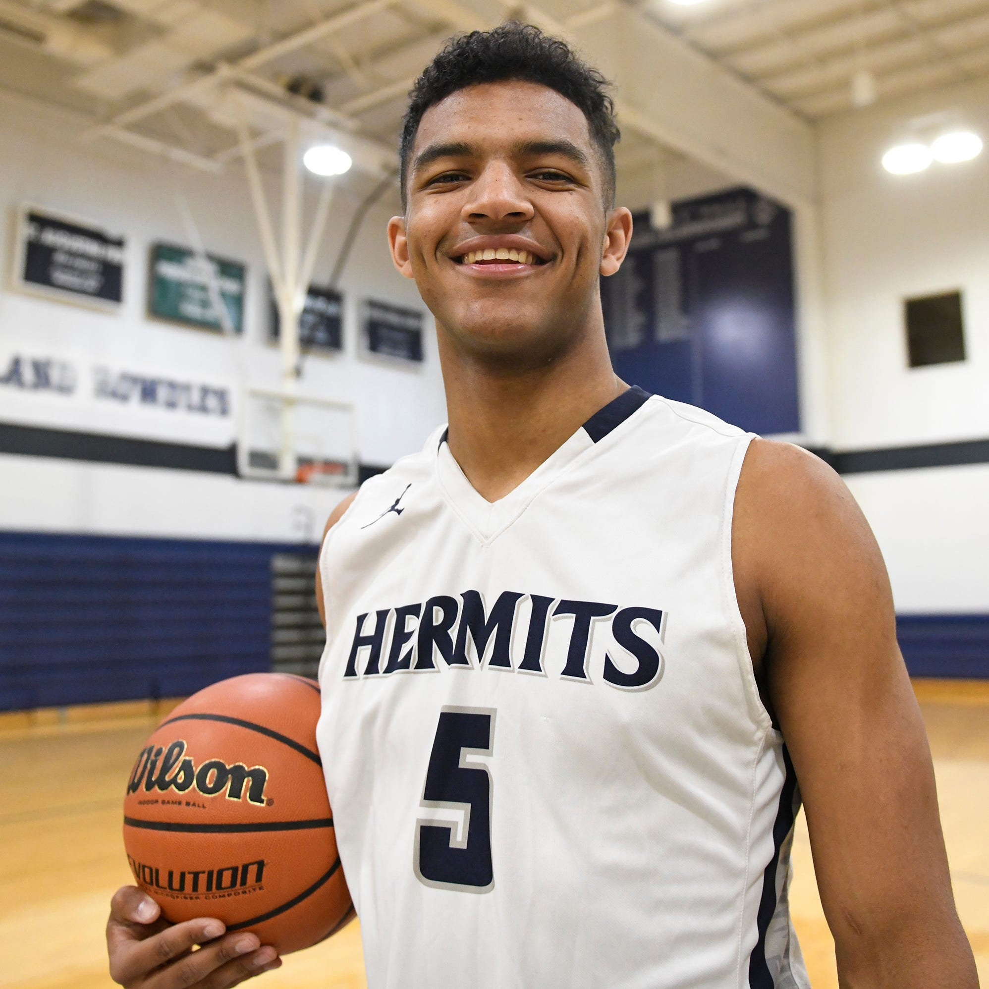 St. Augustine's Charles Solomon earns Boys' Basketball Player of the Year honors