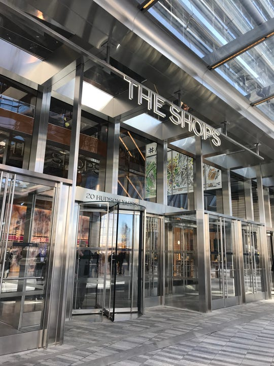 Hudson Yards Nyc Is Open A Look At The Restaurants
