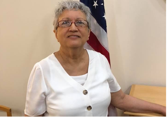 Migdalia Pesante, elected Airmont trustee March 19, 2019