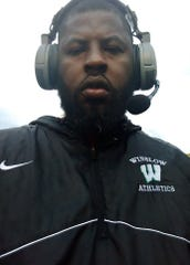 New Glasgow High football coach Ernest Cunningham has served as an assistant coach at Winslow and Penns Grove high schools in New Jersey.