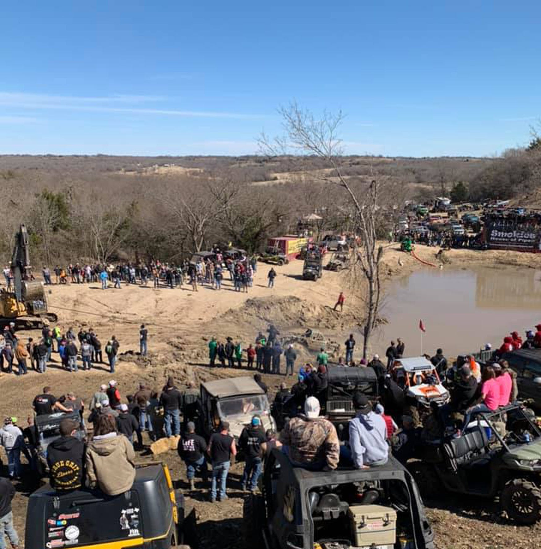 Participant at Rednecks with Paychecks off-road venue dies from injuries