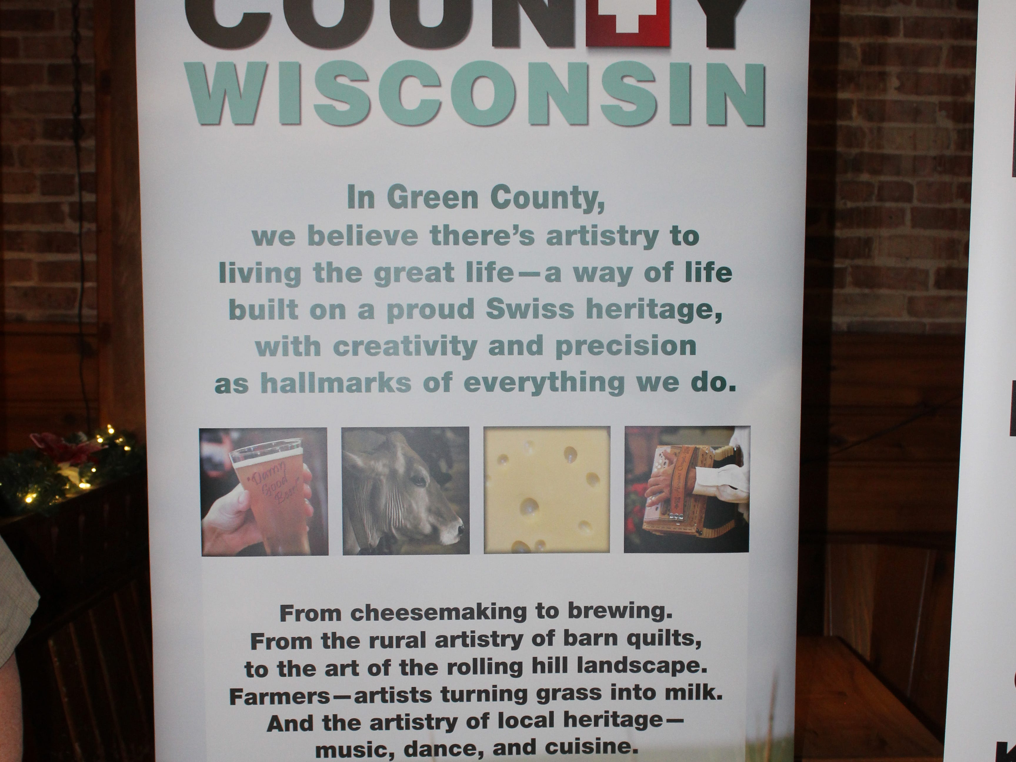 Green County is the host of this year's Alice in Dairyland interview and finals activities.