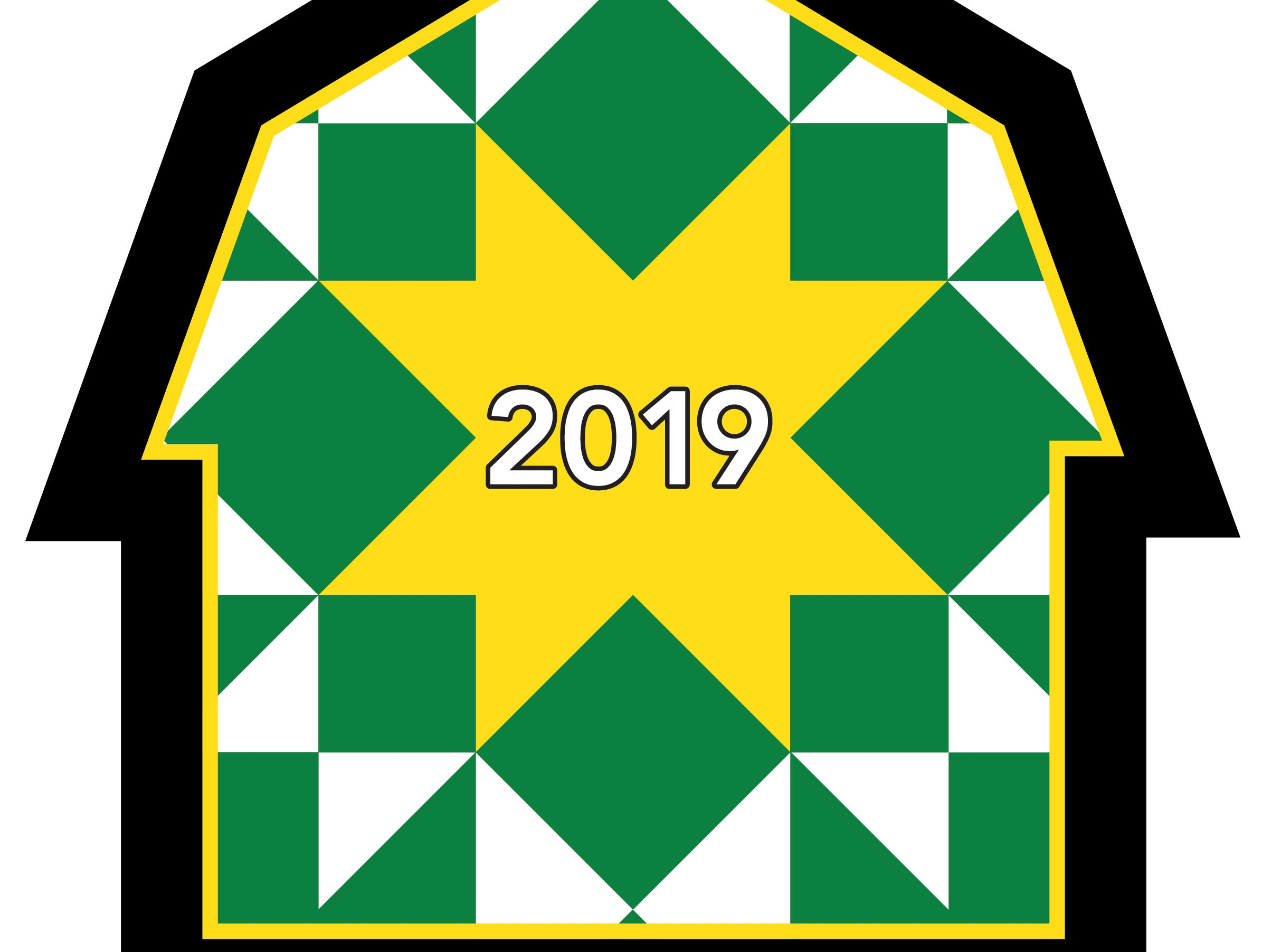 Quilts, always a beloved symbol of comfort, family, heritage and community provide a warm invitation to the rural countryside of Green County.