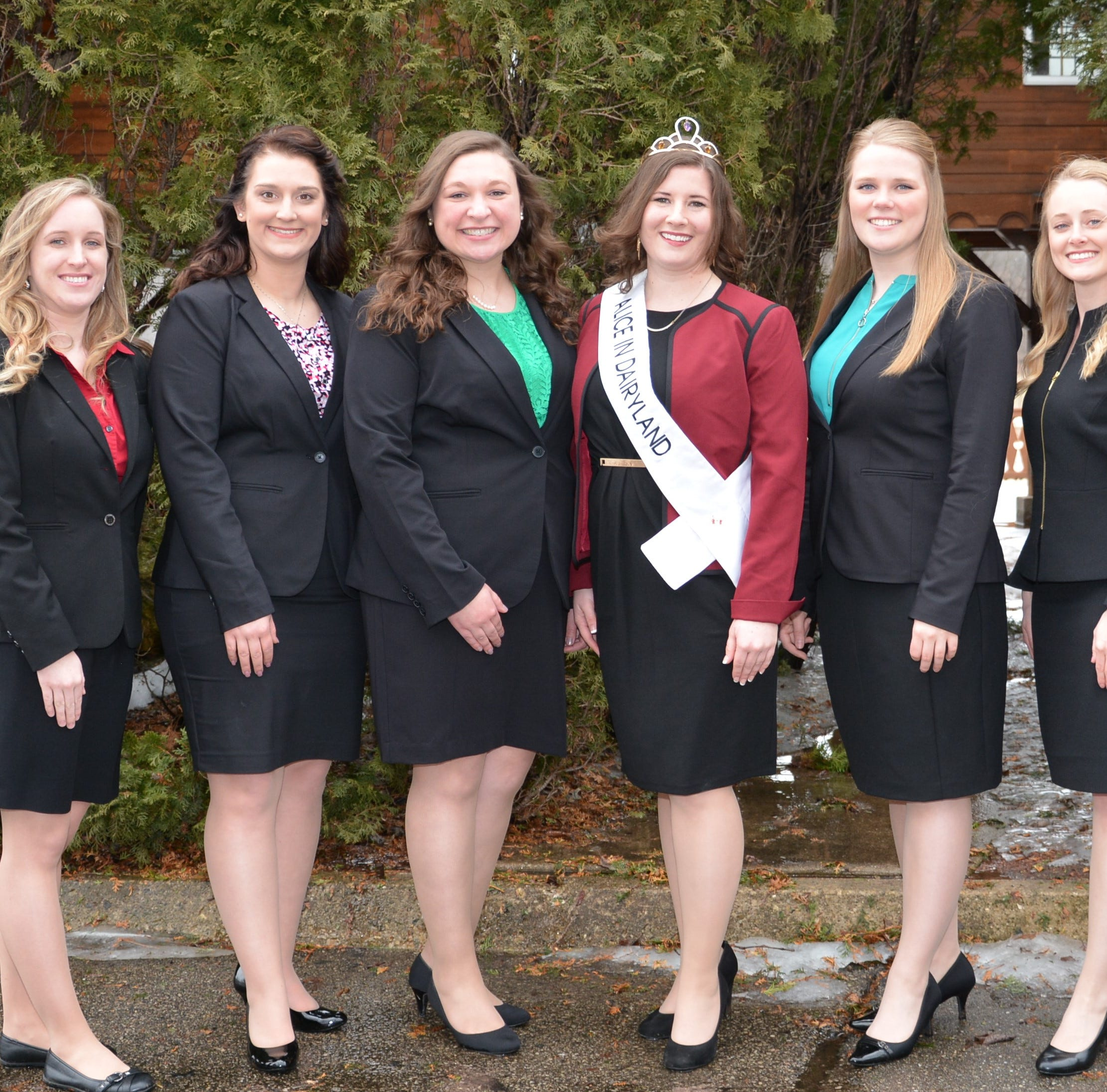 Alice in Dairyland candidates have heart for agriculture