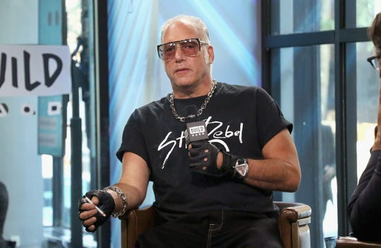 Actor/comedian Andrew Dice Clay
