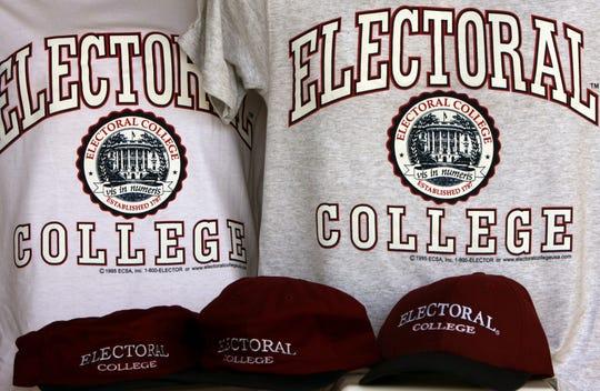 Electoral College gear
