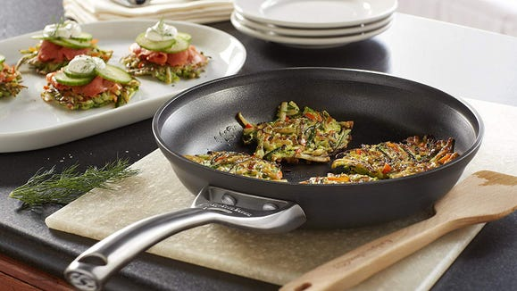 Treat yourself to the pan you deserve.