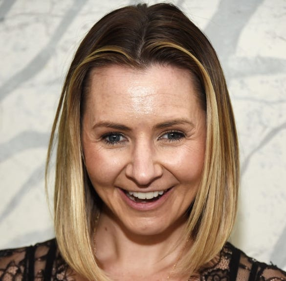 """7th Heaven"" star Beverley Mitchell said she's not looking for sympathy that she miscarried, just acknowledgment that it happened."