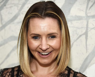 """""""7th Heaven"""" star Beverley Mitchell said she's not looking for sympathy that she miscarried, just acknowledgment that it happened."""
