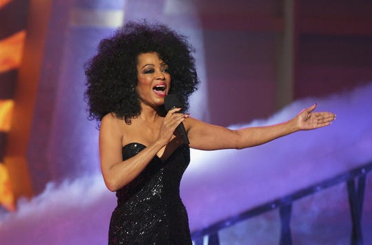 """Diana Ross called Michael Jackson """"a magnificent incredible force"""" on Twitter."""