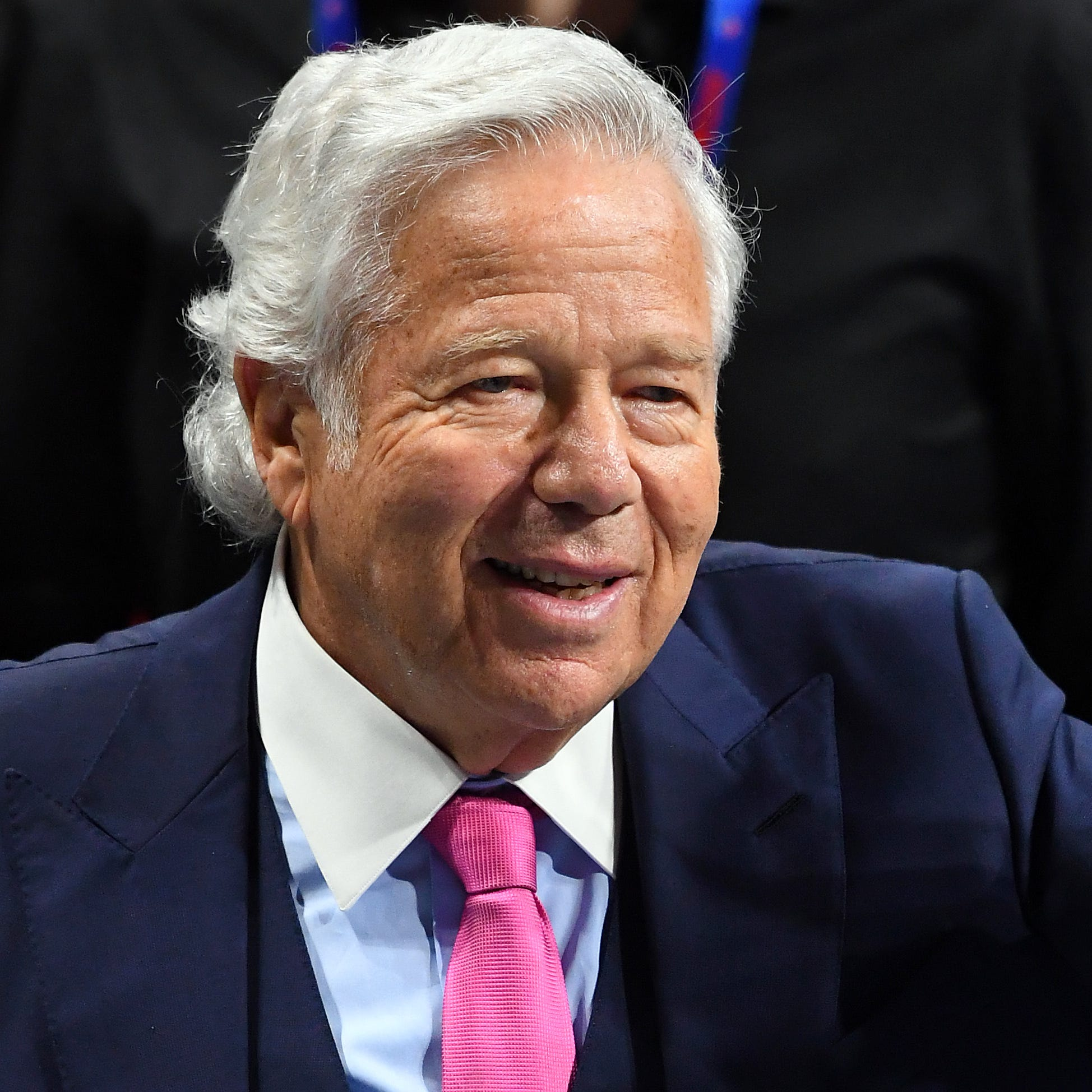 Patriots owner Robert Kraft waives arraignment, wants jury trial in sex spa case