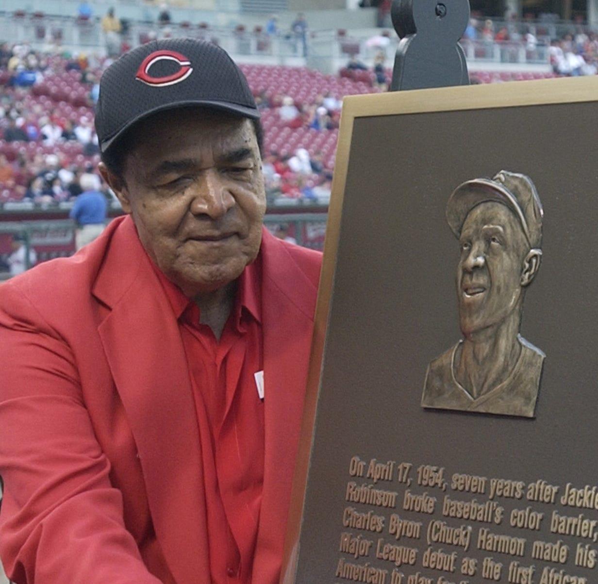 Chuck Harmon, baseball, 1924-2019