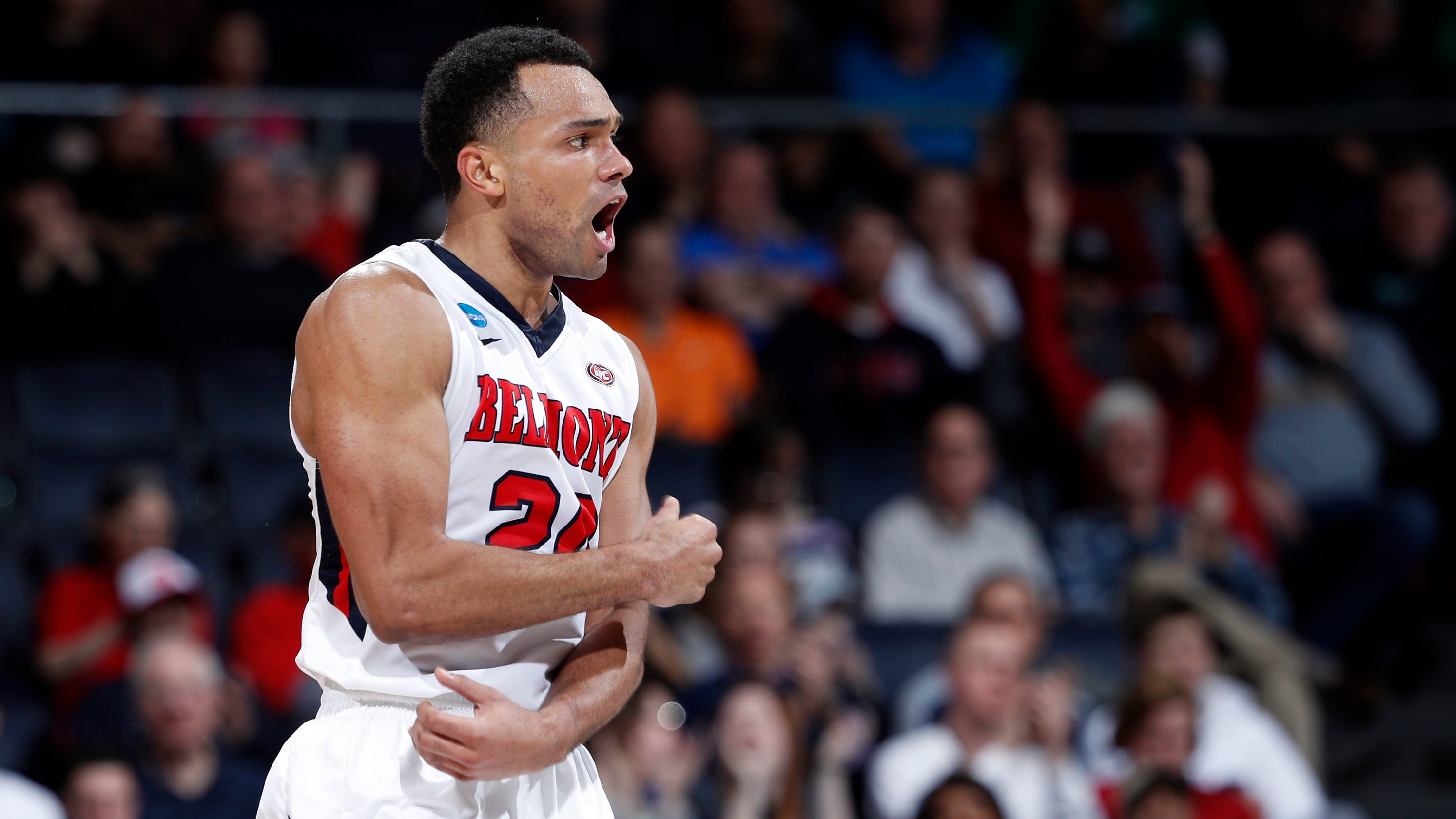 Belmont gets the biggest win in school history - and can be much better in NCAA tournament