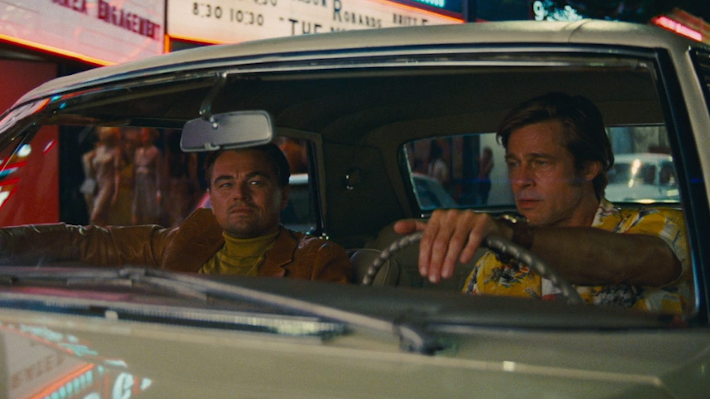 'Once Upon a Time in Hollywood': First reactions praise