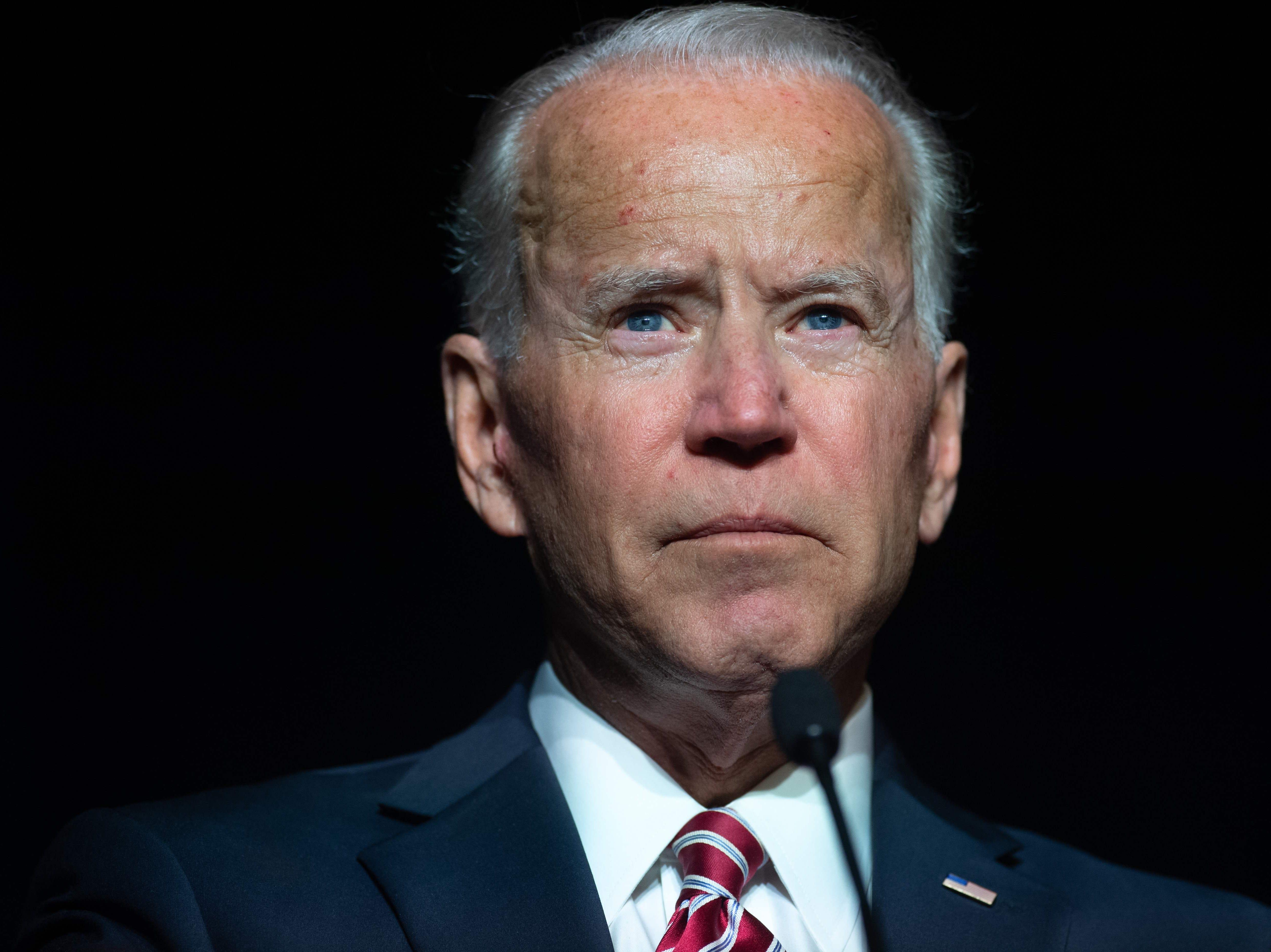 I hope Joe Biden runs for president. After Donald Trump, we need a compassionate leader.