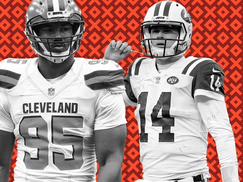 NFL power rankings: Free agency moves, Odell Beckham Jr. trade vault Browns into top 10