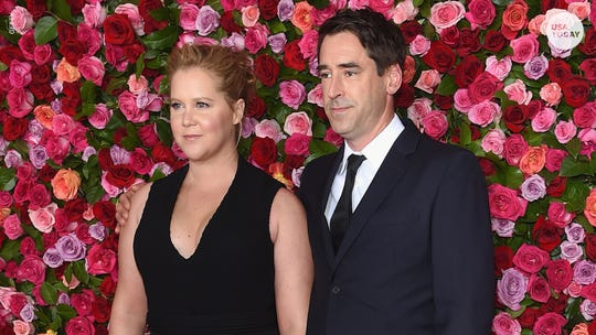 Why Amy Schumer, husband Chris Fischer wanted to speak about his autism spectrum disorder