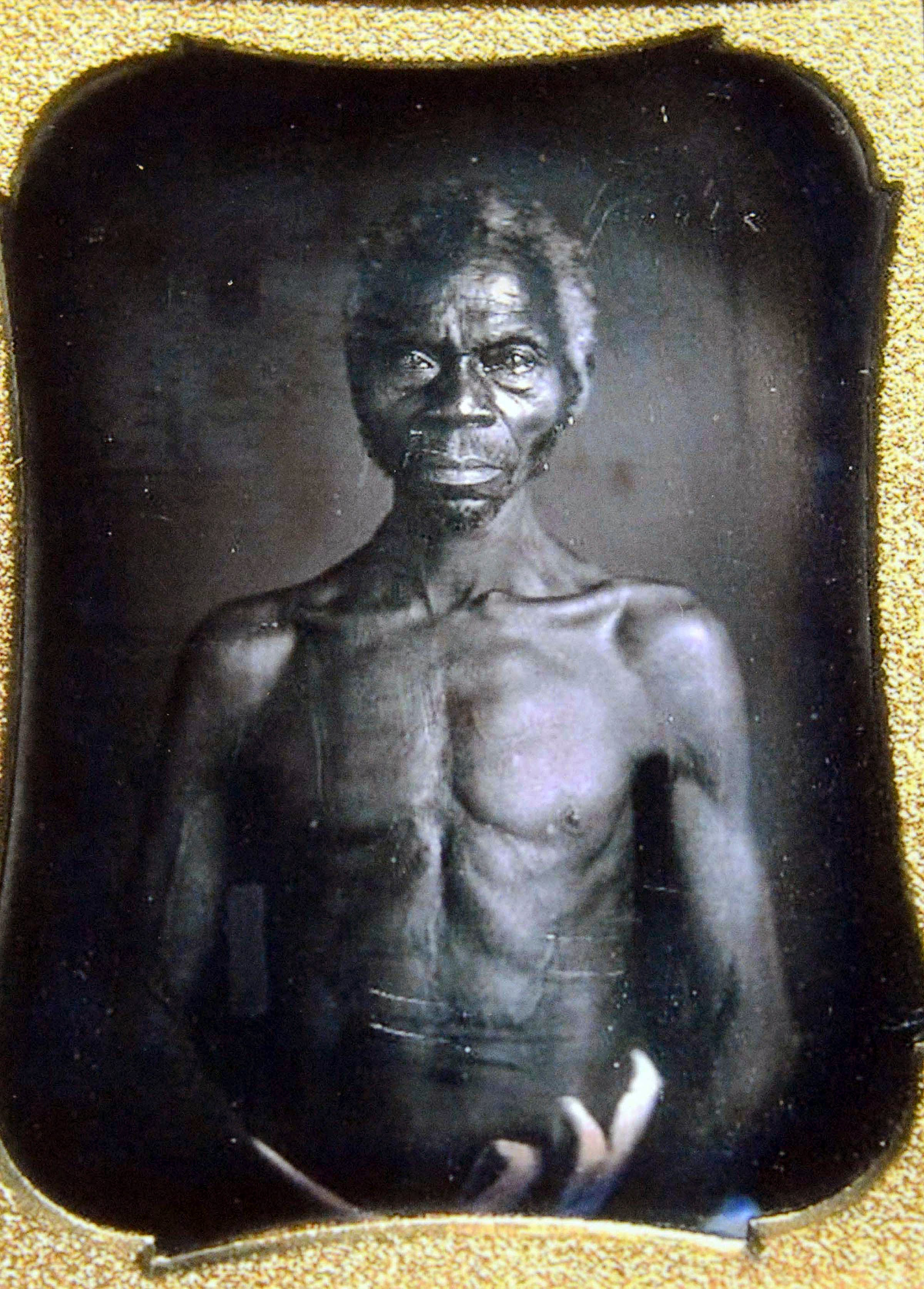 Who was Renty? The story of the slave whose racist photos have triggered a lawsuit against Harvard